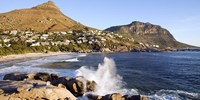 Camps Bay, Cape Town, Sydafrika