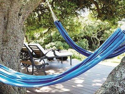 Hammocks, Ocean View House, Cape Town