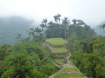 Ciudad Perdida, the lost city