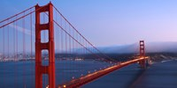 Golden Gate Bridge i San Francisco