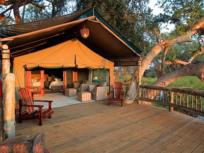 Gunn's Safari Camp, Botswana