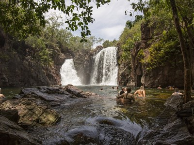 Florence Fall, Litchfield National Park, Australien